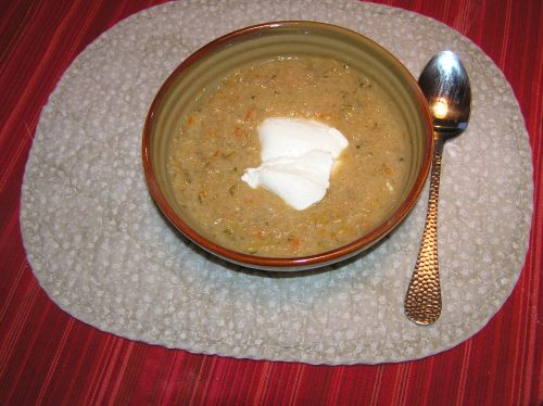 potato-soup