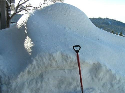 truck-snow