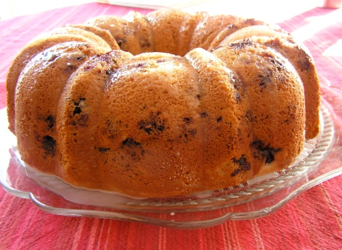 blueberry-bundt-cake