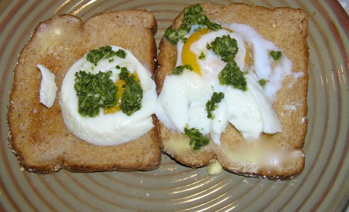 green-sauce-and-poached-eggs