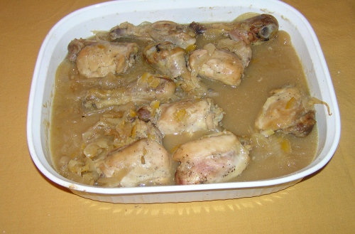 french-baked-chicken