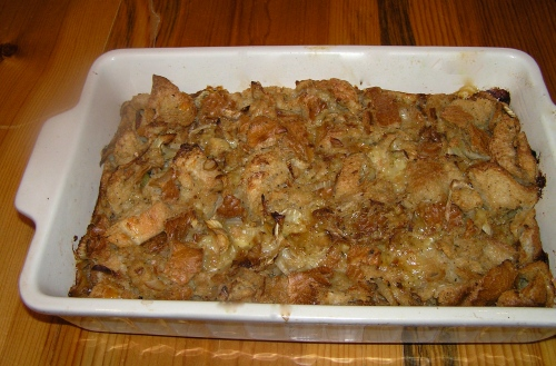 savory bread pudding1