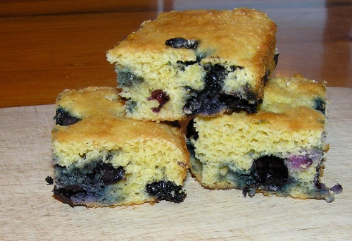blueberry cornbread 2