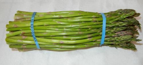 quinoa asparagus